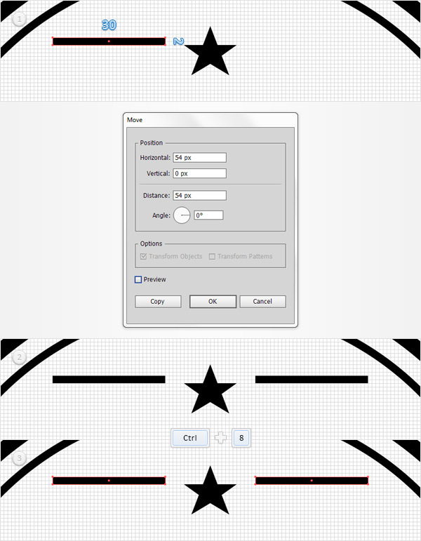 How to Create a Vintage Web Badge 12
