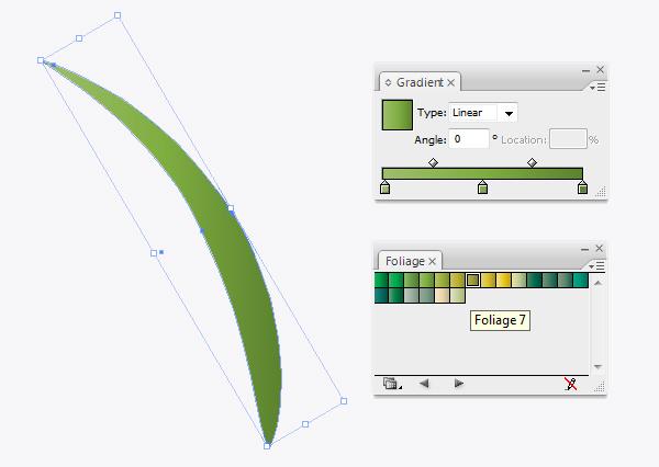 Create a flowerpot from scratch in  Adobe Illustrator 21