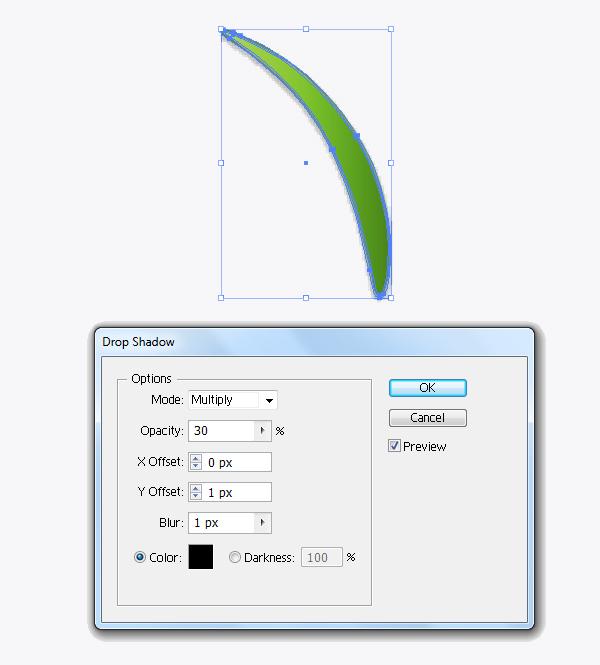 Create a flowerpot from scratch in  Adobe Illustrator 24