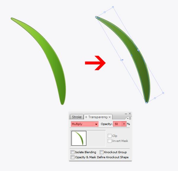 Create a flowerpot from scratch in  Adobe Illustrator 26