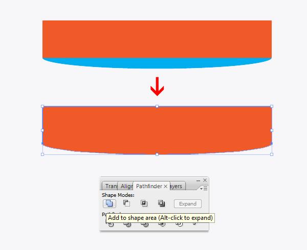 Create a flowerpot from scratch in  Adobe Illustrator 3