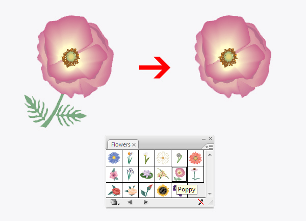 Create a flowerpot from scratch in  Adobe Illustrator