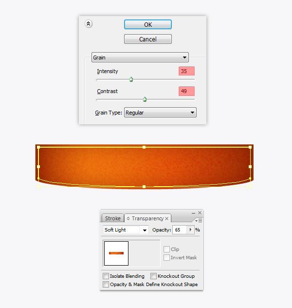 Create a flowerpot from scratch in  Adobe Illustrator 5