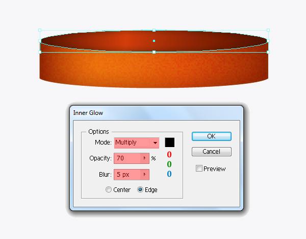 Create a flowerpot from scratch in  Adobe Illustrator 9