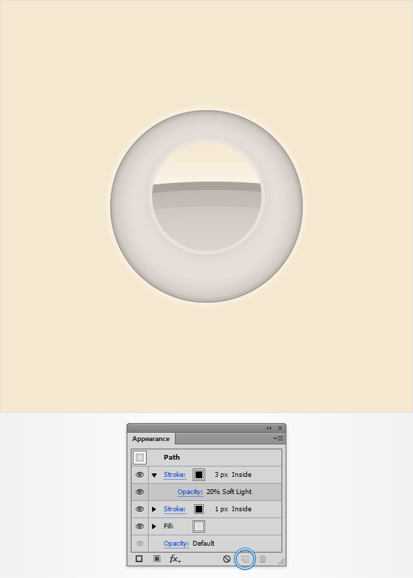 How to Create a Simple Drum Icon 6