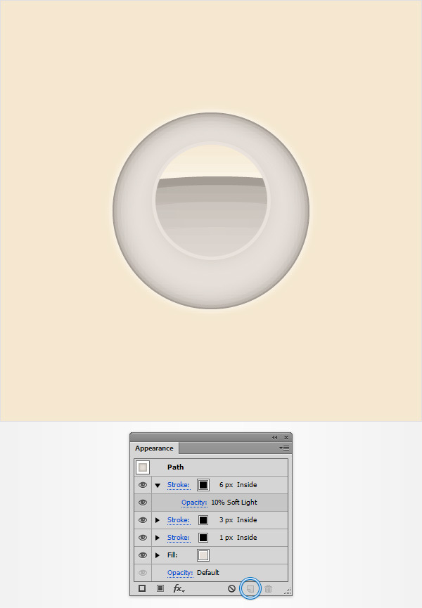 How to Create a Simple Drum Icon 7
