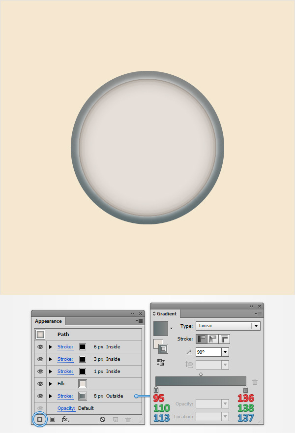 How to Create a Simple Drum Icon 8