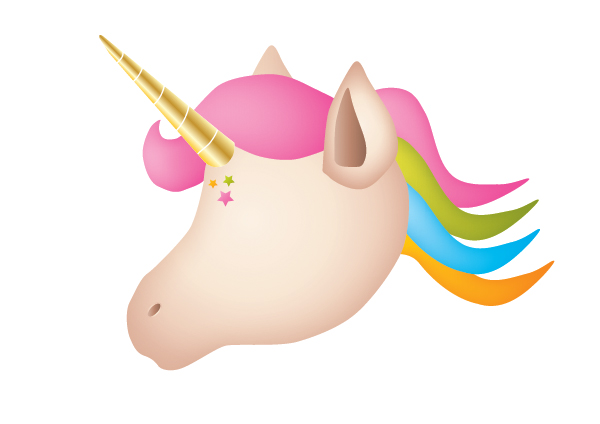 How to Draw a Unicorn Illustration in Illustrator 33